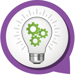 Ideas in Action Icon